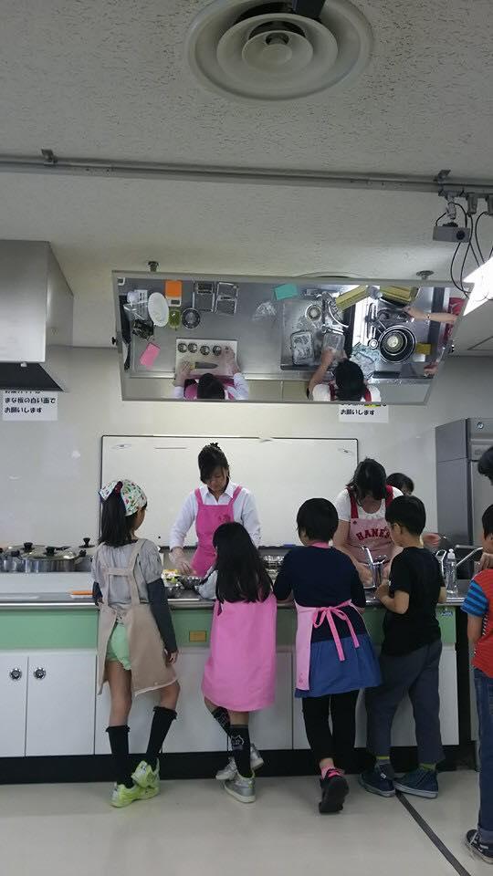 全大阪魚蛋白事業協同組合様主催 デコ巻きイベント