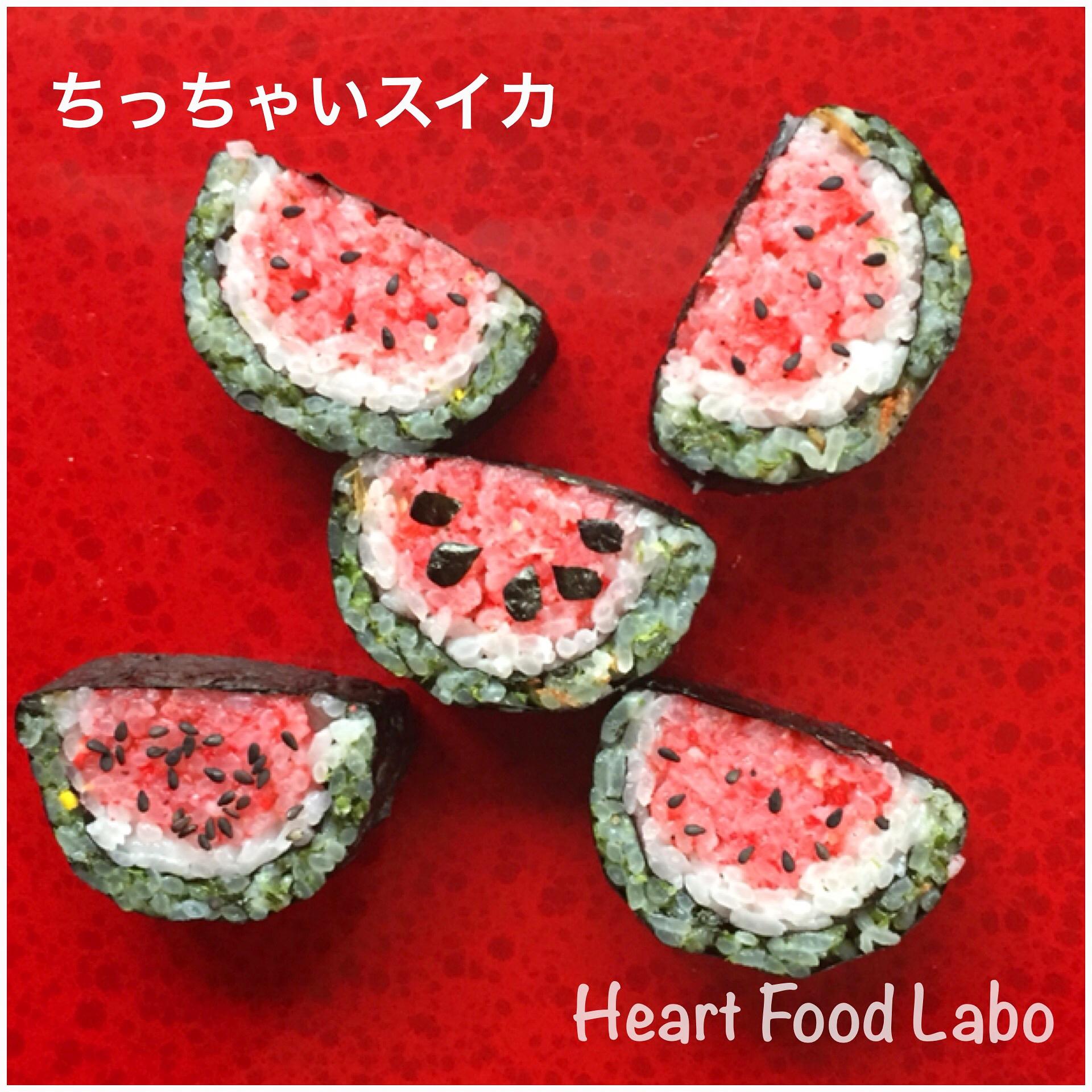 Deco Sushi Roll.japan スイカ