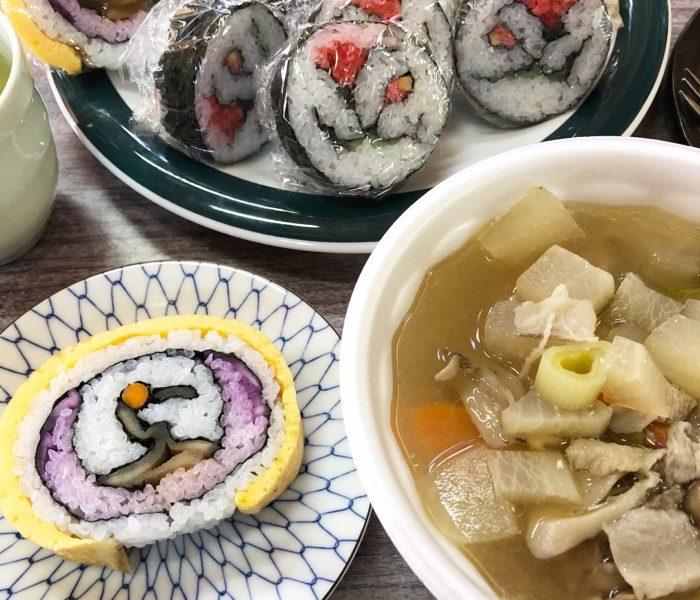 千葉県山武郷土太巻き寿司