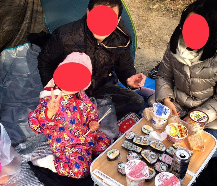 デコ巻き寿司 生徒さま作品(クリスマス)
